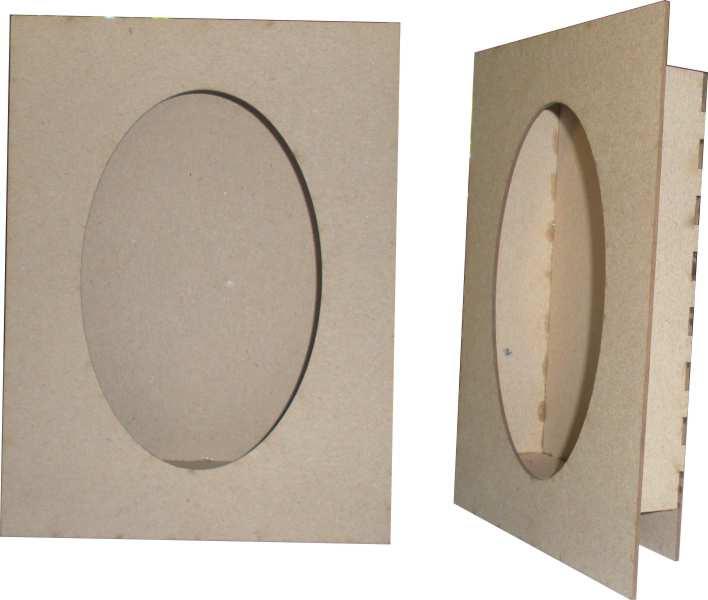 Memory Box Oval