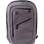 Guard Dog Security 1108811 Bullet Proof Backpack with Charging Bank Gray