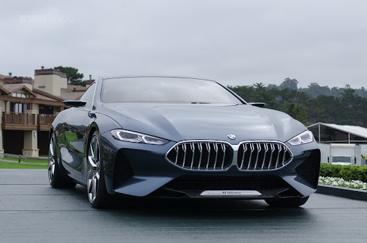 BMW looking to reinvent both its design language and marketing