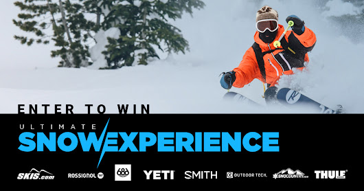 Win A Trip To Ride In Utah AND All New Gear!