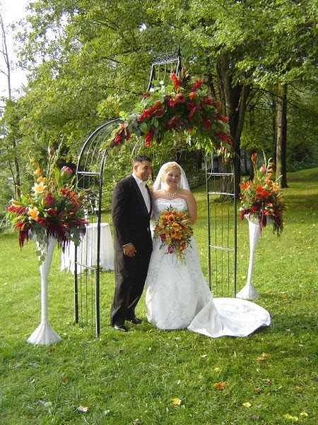Outdoor Weddings In
