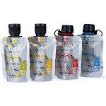 GSI Outdoors Soft Sided Condiment Bottle Set - 2 fl oz