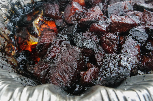 How to make Best-ever BBQ Brisket Burnt Ends - Jess Pryles
