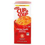 Lipton-Unilever LIPTJL03487 Cup-a-Soup .45 oz. 22-BX Chicken Noodle