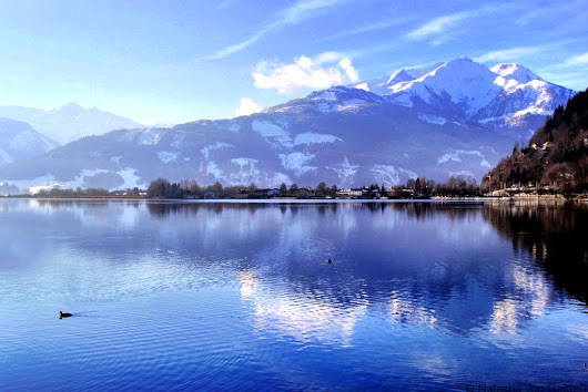 Austria: Ski holiday in Zell am See - WanderingKiwi