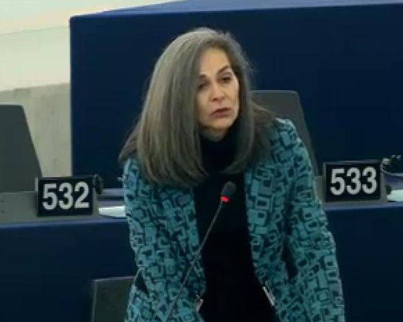 Σοφία Σακοράφα : «Παράπλευρες απώλειες» τα Θεμελιώδη Δικαιώματα στην Ευρώπη