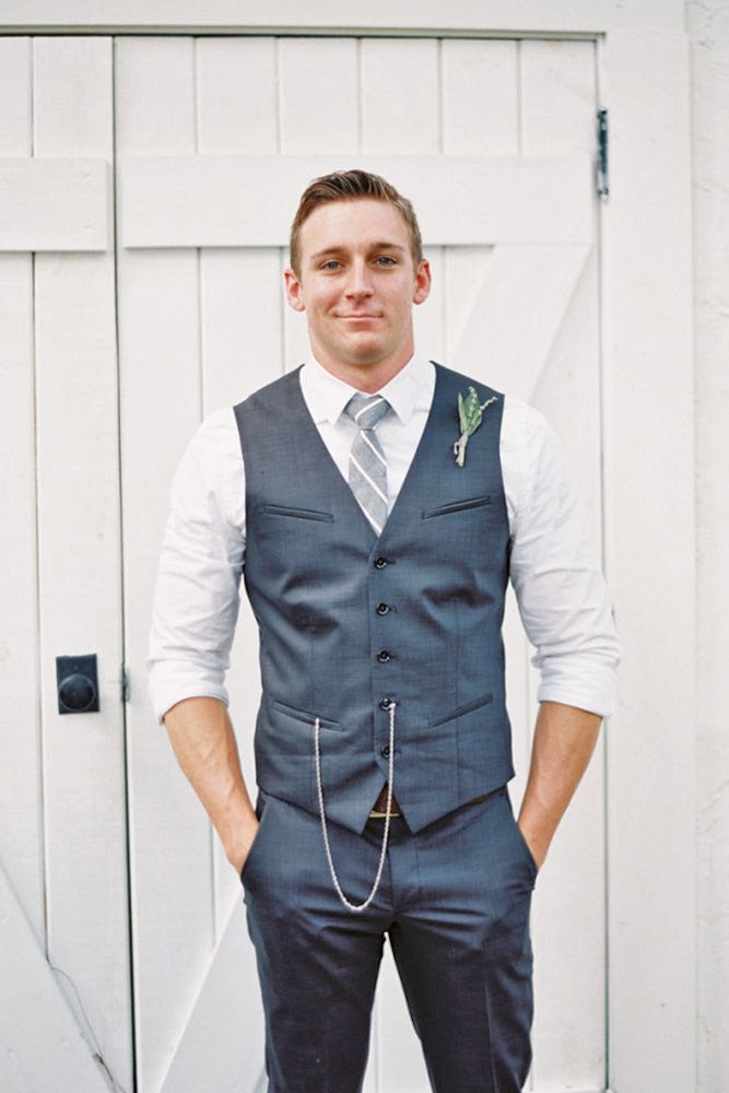 wedding attire for men
