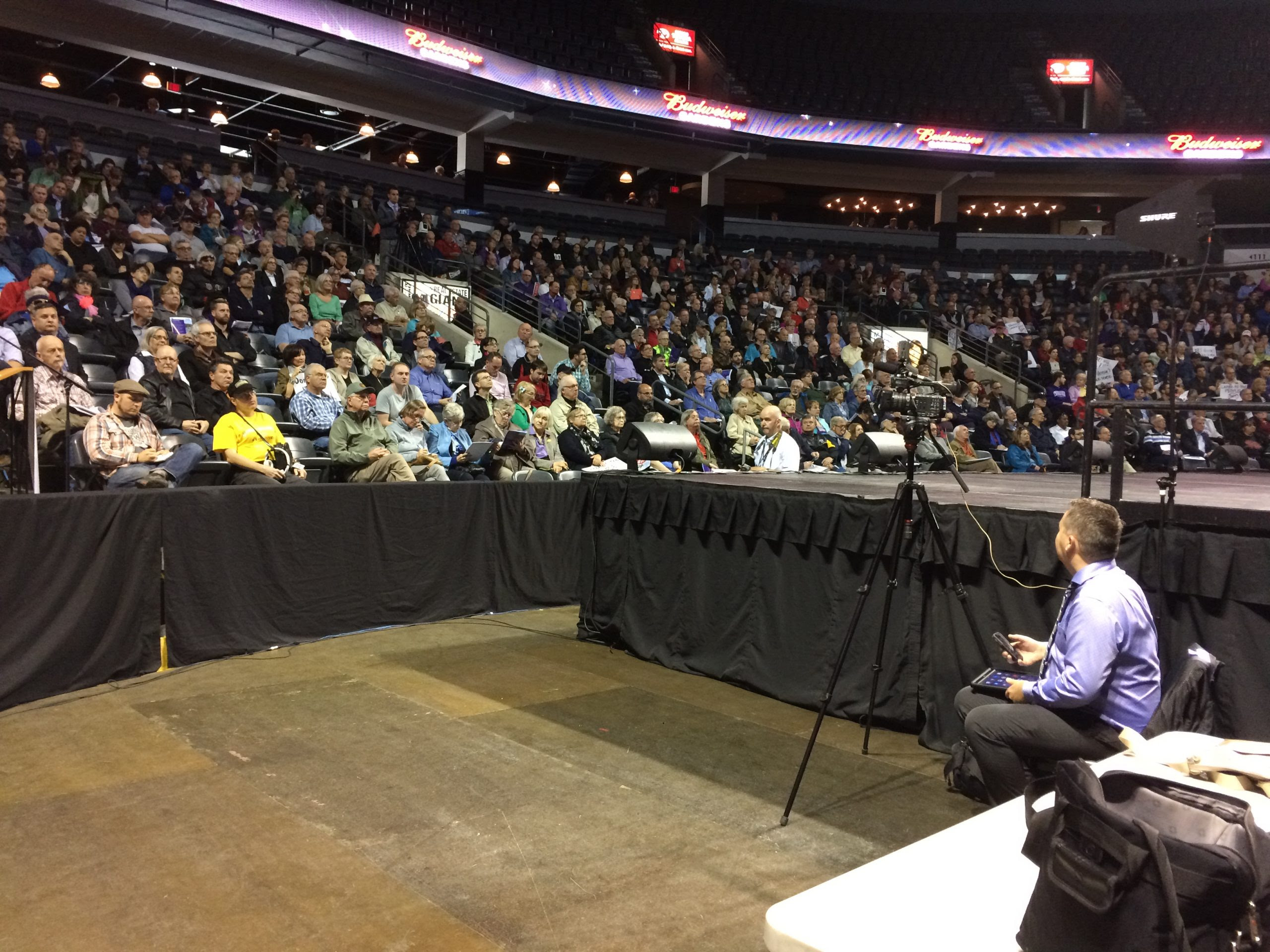 Brt Concerns Bring Hundreds Of Londoners To Budweiser Gardens 106 9 The X