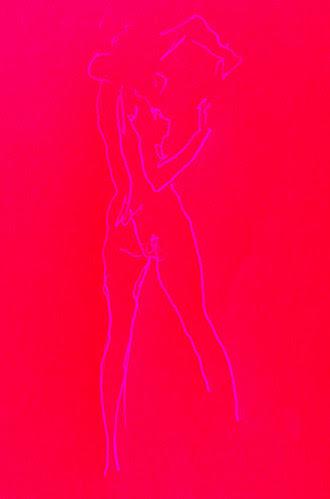 Nude by Joan Kamberai