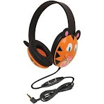 Califone Listening First Stereo 2810-TI Over-Ear Headphones