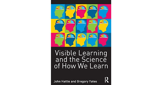 Frank Calberg's review of Visible Learning and the Science of How We Learn