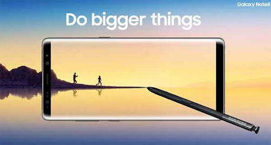 Samsung Acknowledges Galaxy Note 8 Dead Battery Issue | Redmond Pie