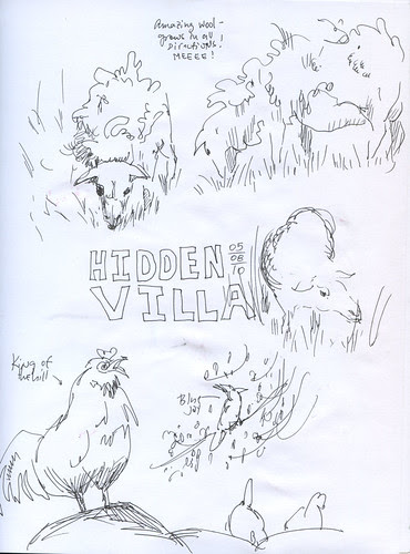 May 9, 2010 - Hidden Villa