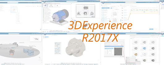 10 new features in 3DExperience 2017x On Cloud!