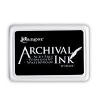 Ranger Ink - Archival Ink Pad - Jet Black