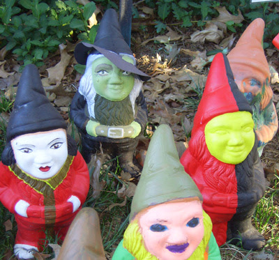 Wicked gnome of the West & friends