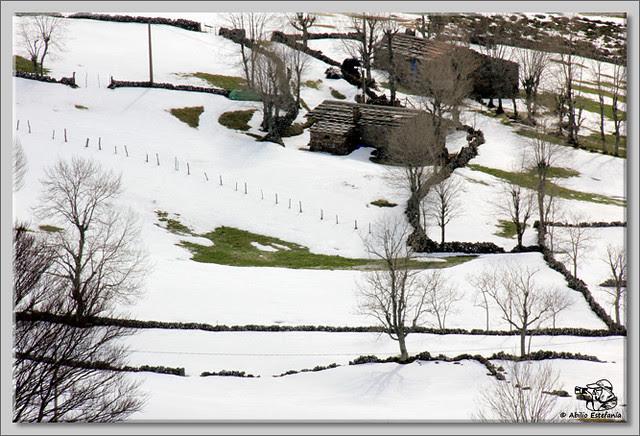 7 Nieve en Lunada