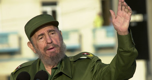 Cuban dictator Fidel Castro dies at 90