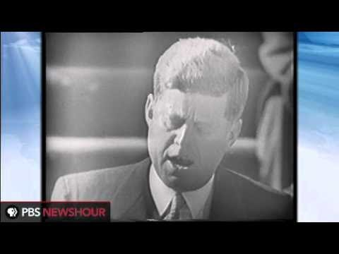 analysis of jfks speech President john f kennedy's ich bin ein berliner speech was a message of solidarity to west berlin at the height of the cold war some 50 years on, previously unseen photographs of his.