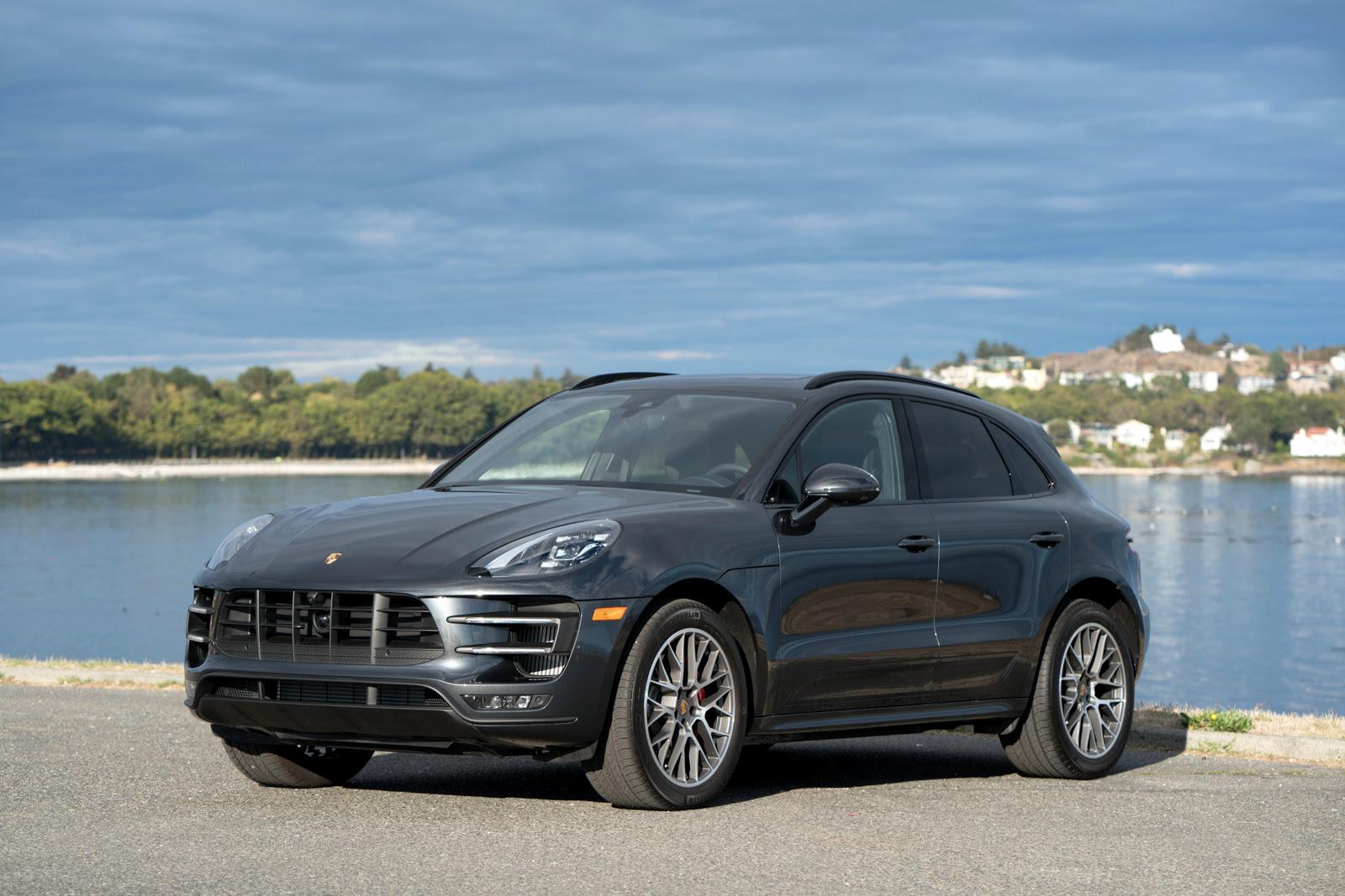 2017 Porsche Macan Turbo For Sale In Victoria Bc At Silver