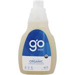 GO by greenshield organic Liquid Laundry Detergent 66 Loads Free & Clear 50 fl oz