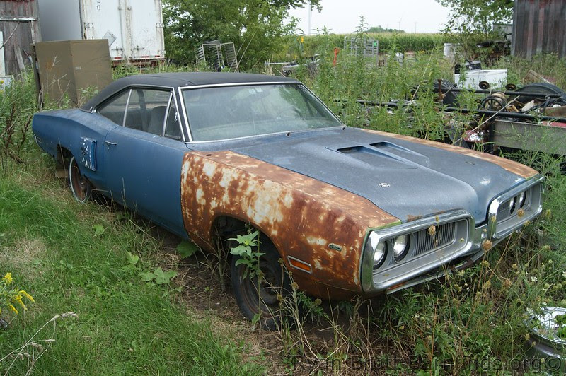 The Hemi's on the Farm: Part One, Cats and Shoebox Chevys