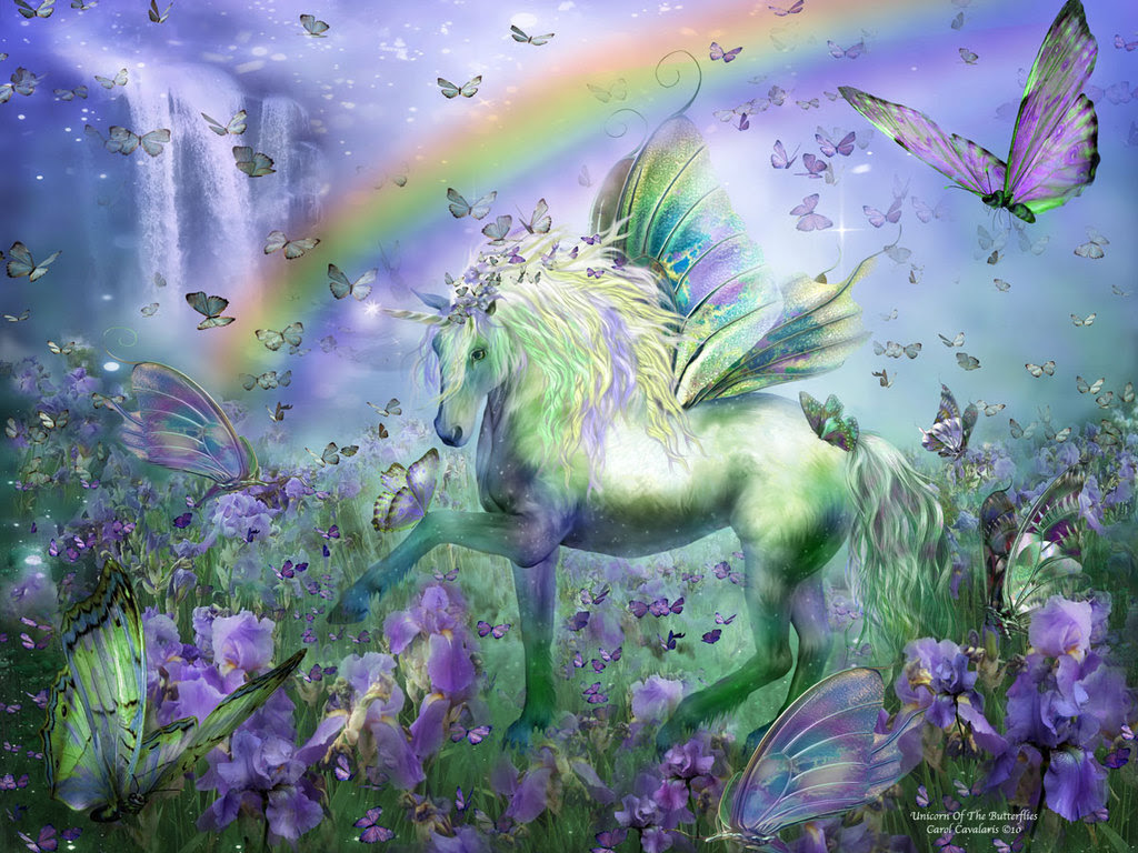 Image result for Butterflies and unicorns