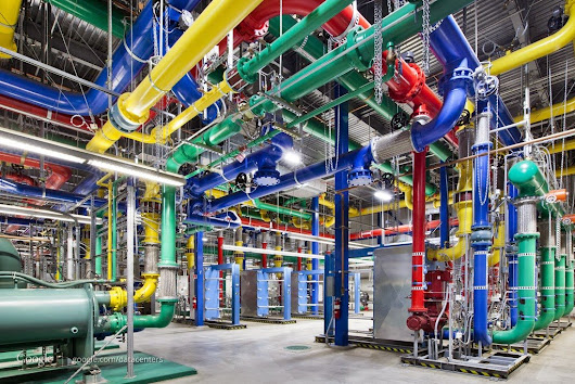DeepMind AI reduces energy used for cooling Google data centers by 40%