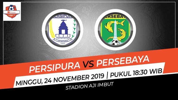 Persipura Vs Persebaya Surabaya