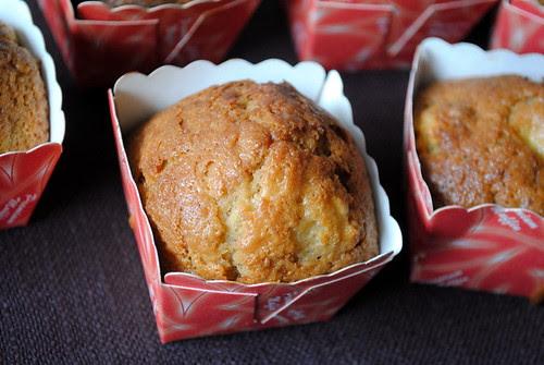 muffin mela e cannnella
