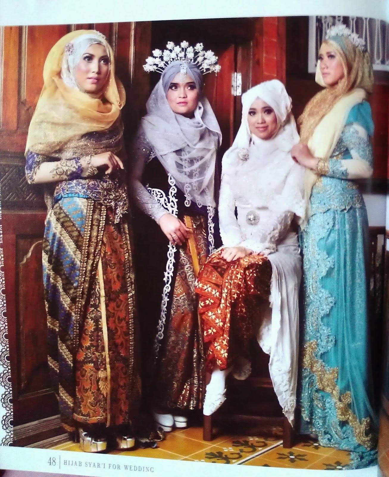 Cara Memakai Jilbab Syari Cantik Cara Memakai Jilbab Tutorial