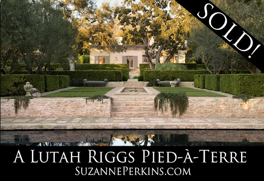 Just Sold! A Lutah Riggs Pied-à-Terre, Offered at $6.3 Million | Suzanne Perkins
