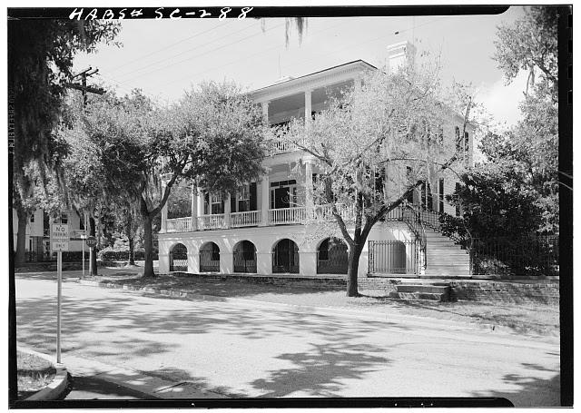 - Maxcy-Rhett House, 1111 Craven & Church Streets, Beaufort, Beaufort County, SC