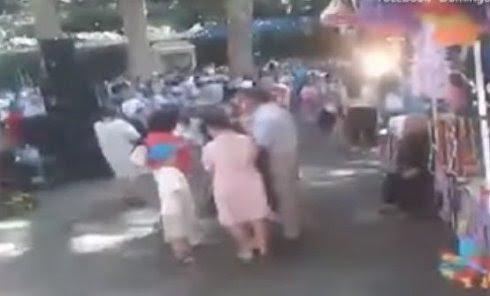Упавшее на Мадейре дерево убило людей. Ð'идео