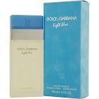 Dolce & Gabbana Women's Light Blue Eau de Toilette Spray - 3.3 fl oz bottle