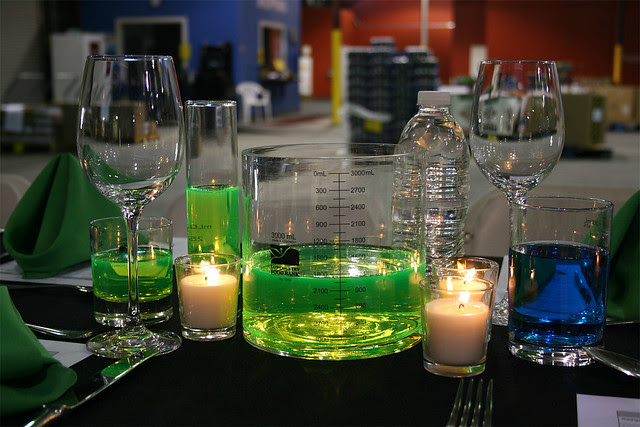 Mad Science Table