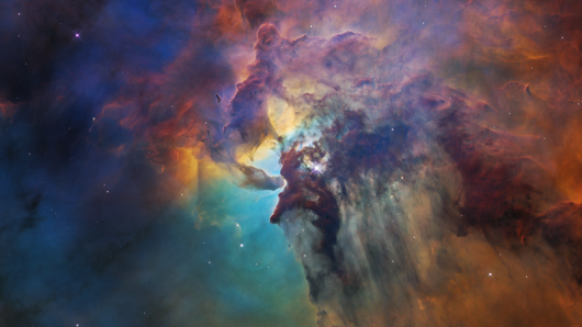 Hubble Releases Mind-Blowing New Images of the Lagoon Nebula to Honor Its 28th Anniversary