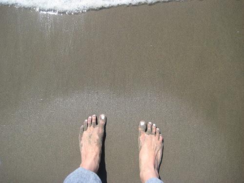 Goodbye, Pacific Ocean