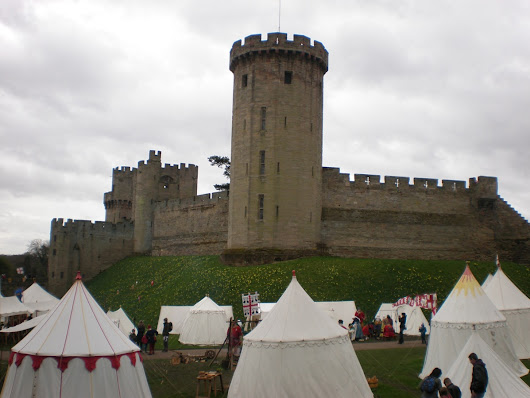 Wordless Wednesday: Warwick Castle