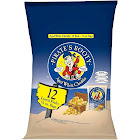 Pirate's Booty Baked Rice and Corn Puffs, Aged White Cheddar - 12 pack, 0.5 oz bags