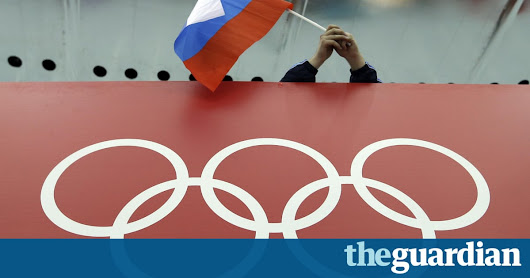 Wada: Russian government oversaw widespread doping in Olympic sports – live! | Sport | The Guardian