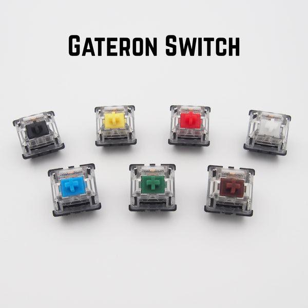 Gateron Switch Ks 8 Meckey Alpha