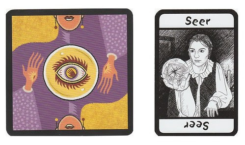 Fortune Teller/Seer