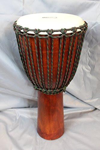 8 Zoll afrikanische Trommel Djembe Gig Bag Tragetasche mit verstellbarem