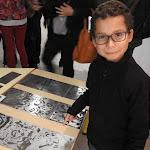 Les petits disciples de Marc Decaux exposent leurs œuvres à Saint-Léon