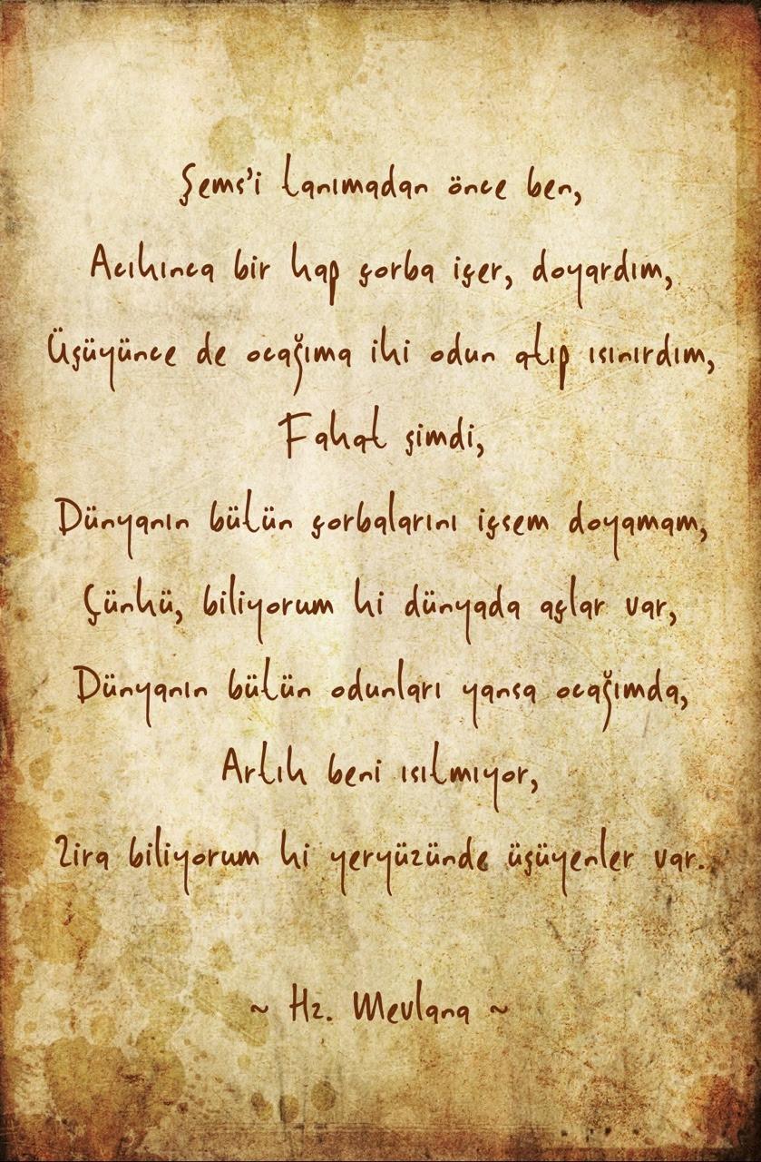 Mevlana Sözleri Sayfa10