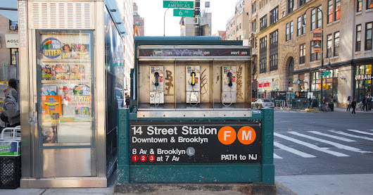 Here's how much you could save on rent by living 10 minutes from a subway stop
