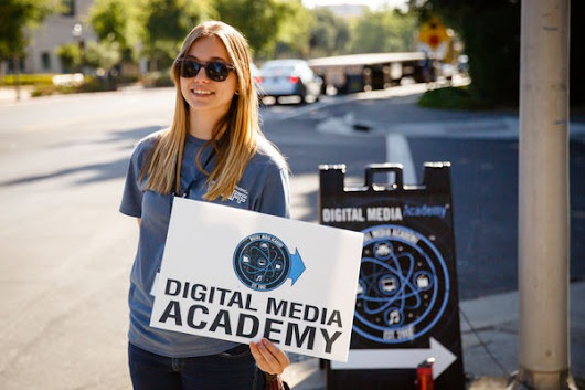 Save On Next Year's Digital Media Academy Camps With The Pre-Season Sale! #CreateTheNext @DMA_org - Optimistic Mommy
