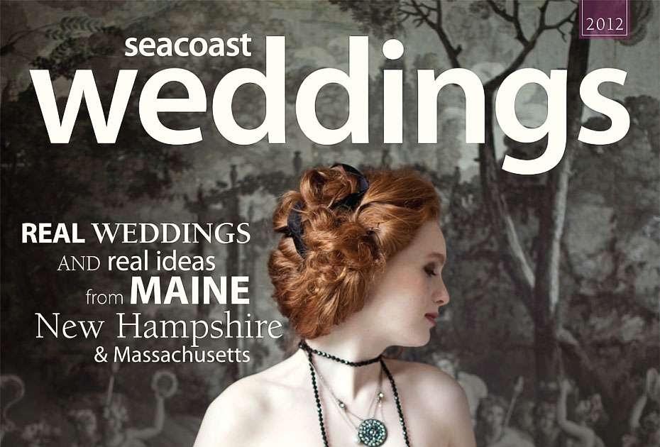 Published :: Seacoast Weddings Magazine 2012 :: Real Wedding