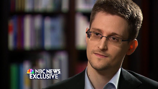 EXCLUSIVE: Edward Snowden Tells Brian Williams the U.S. Stranded Him in Russia